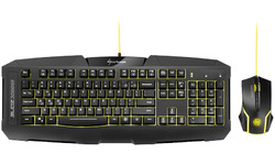 Sharkoon Shark Zone GK15 Gaming kit (US) Black