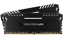 Corsair Vengeance Black-White LED 16GB DDR4-3200 CL16 kit