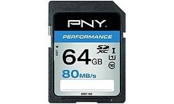 PNY Performance SDXC