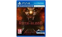 Until Dawn: Rush of Blood (PlayStation 4)