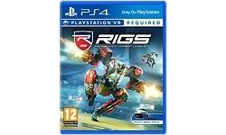 Rigs: Mechanized Combat League VR (PlayStation 4)