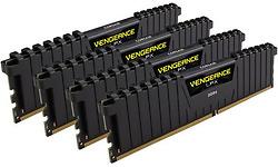 Corsair Vengeance LPX Black 64GB DDR4-3000 CL15 quad kit