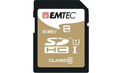 Emtec Gold+ SDHC Class 10 8GB