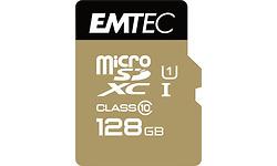 Emtec Gold+ MicroSDXC Class 10 128GB