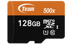 Team MicroSDXC UHS-I 128GB + Adapter