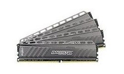 Crucial Ballistix Tactical 32GB DDR4-3000 CL15 quad kit