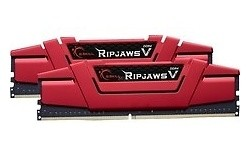 G.Skill Ripjaws V Red 32GB DDR4-3333 CL16 kit