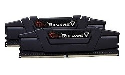 G.Skill Ripjaws V Black 32GB DDR4-3333 CL16 kit