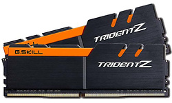 G.Skill Trident Z Black/Orange 16GB DDR4-3200 CL16 kit