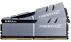 G.Skill Trident Z Black/Silver 16GB DDR4-3200 CL16 kit
