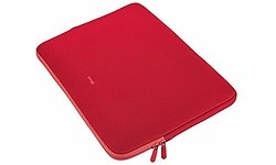 "Trust Primo Soft Sleeve for 13.3"" laptops Red"