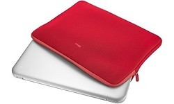 """Trust Primo Soft Sleeve for 17.3"""" laptops Red"""