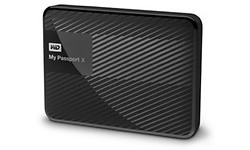 Western Digital My Passport X 3TB Black