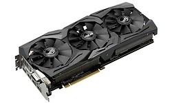 Asus GeForce GTX 1080 Strix Advanced 8GB