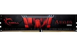G.Skill Aegis Black 8GB DDR4-3000 CL16