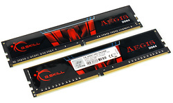 G.Skill Aegis 16GB DDR4-3000 CL16 kit