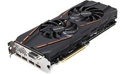 Gigabyte GeForce GTX 1060 G1 Gaming 6GB