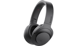Sony MDR-100ABN Black