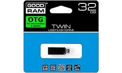 Goodram Twin 32GB Black