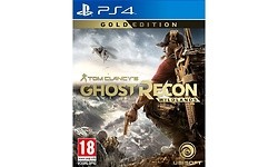 Tom Clancy's Ghost Recon Wildlands, Gold Edition (PlayStation 4)