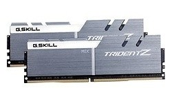 G.Skill Trident Z Black/Silver 32GB DDR4-3200 CL15 kit