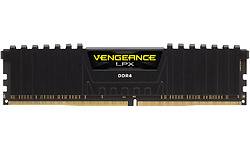 Corsair Vengeance LPX Black 16GB DDR4-2400 CL16