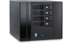 Inter-Tech IPC SC-4004 Black
