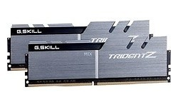 G.Skill Trident Z Black/Silver 16GB DDR4-3200 CL14 kit