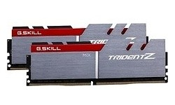 G.Skill Trident Z Silver/Red 16GB DDR4-3333 CL16-18-18-38 kit