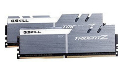G.Skill Trident Z Silver/White 32GB DDR4-3333 CL16 kit
