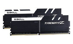 G.Skill Trident Z Black/White 32GB DDR4-3333 CL16 kit