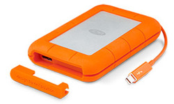 LaCie Rugged Thunderbolt 2TB Orange