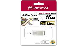 Transcend JetFlash 850 16GB Silver