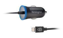Kensington PowerBolt 2.4A Car Charger Black