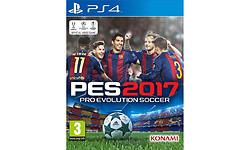 Pro Evolution Soccer 2017 (PlayStation 4)