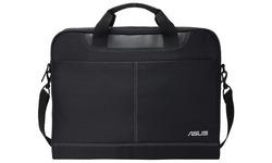 """Asus Nereus Carry Bag 16"""" Messenger Black"""