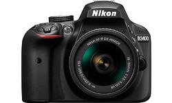 Nikon D3400 18-55 kit Black