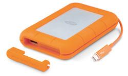 LaCie Rugged 1TB Orange
