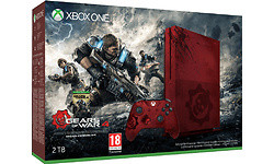 Microsoft Xbox One S 2TB + Gears of War 4