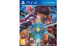 Star Ocean V: Integrity and Faithlessness (PlayStation 4)