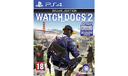 Watch Dogs 2, Deluxe Edition (PlayStation 4)