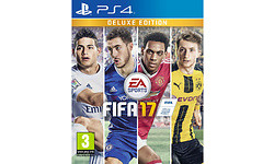 Fifa 17, Deluxe Edition (PlayStation 4)
