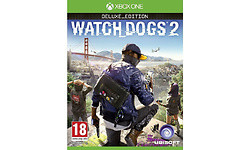 Watch Dogs 2, Deluxe Edition (Xbox One)