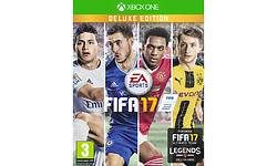 Fifa 17, Deluxe Edition (Xbox One)