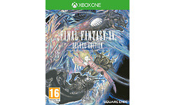 Final Fantasy XV, Deluxe Edition (Xbox One)