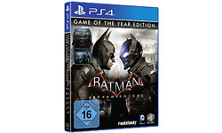Batman: Arkham Knight, Game of the Year Edition (PlayStation 4)