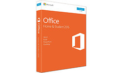 Microsoft Office 2016 Home & Student (DE)