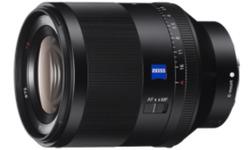 Sony FE 50mm f/1.4 ZA