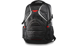"Targus Strike 17.3"" Backpack Black/Red"