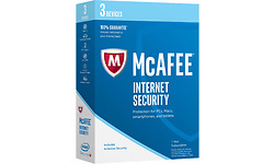 McAfee Internet Security 3 Device 2017 (NL)